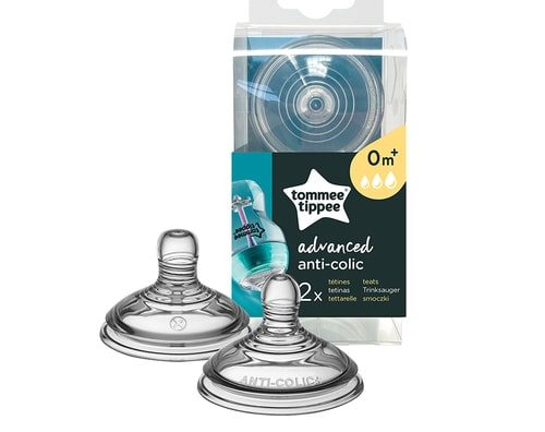 Variable anti-colic bottle nipple Tommee tippee