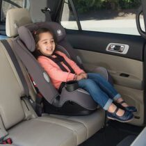 Safety seat Continuum black red SAFETY 1 ST