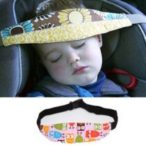 Baby Car Safety Seat Sleeping Stand Infant Toddler Baby Head Support Stroller Adjustable Belt Strollers