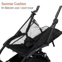 Summer Back Seat Stroller For Babyzen Yoyo Yoya175 ° Breathable Cloth Fabric Seat Cushion Baby Stroller Accessories Suitable For Baby